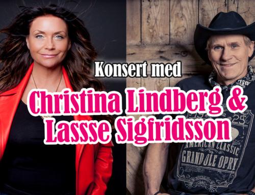 Aktuellt: Christina och Lasse till  Parken Oskarshamn 2 feb.