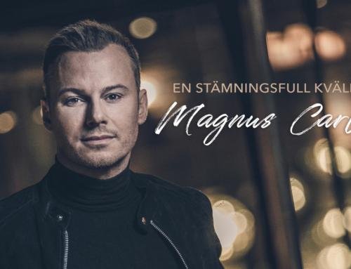 Magnus Carlsson ger konsert i Madesjö kyrka i höst